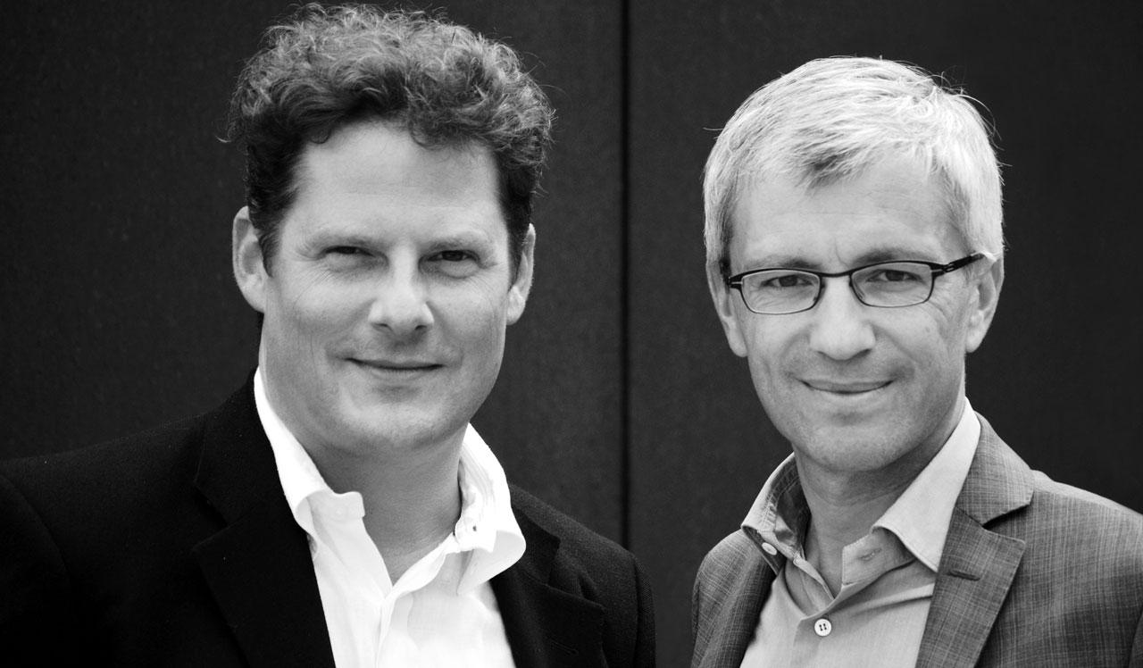 Oliver Schnyder & Thomas Pfiffner