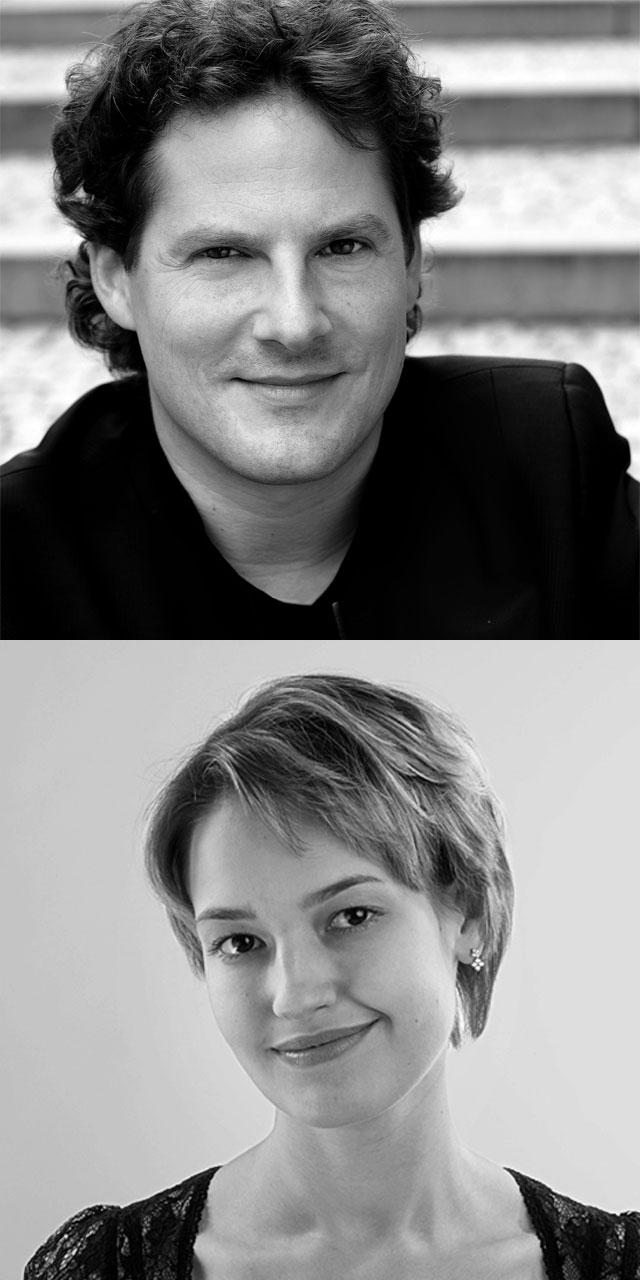 Oliver Schnyder & Arta Arnicane